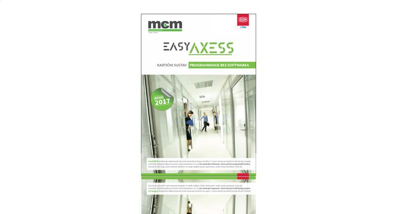 MCM EasyAXESS