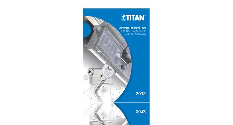 TITAN generalni katalog 2012