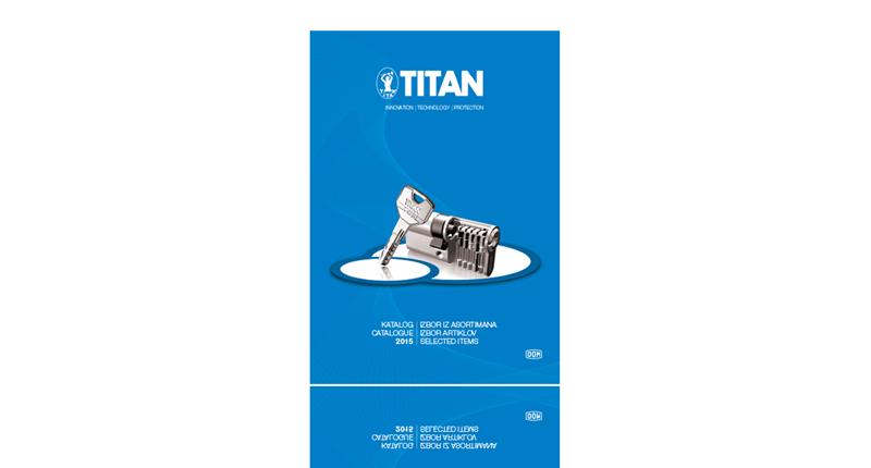 TITAN katalog 2015