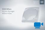 DOM Mifare - integracija kartičnog sustava s parkingom