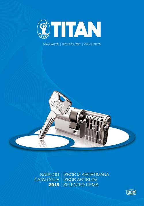 Titan katalog