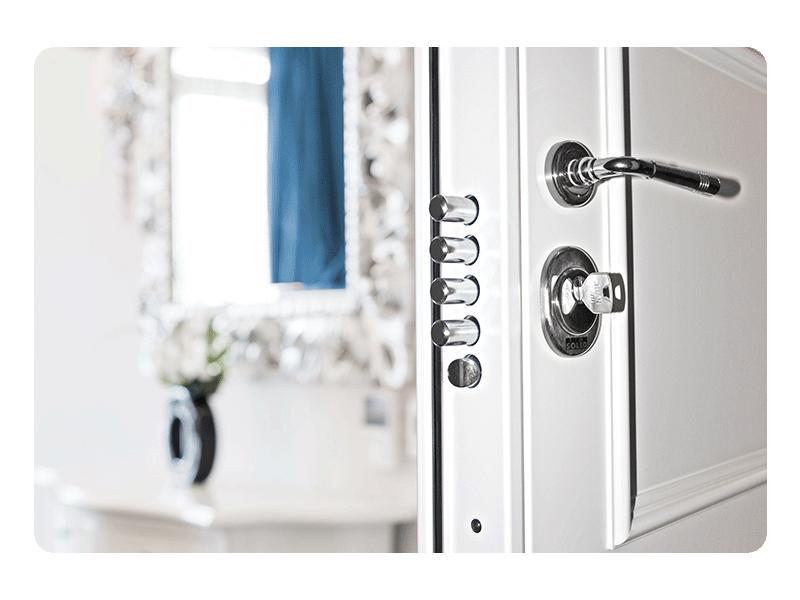 Sigurnosni cilindri za protuprovalna vrata